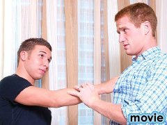 Hot Married man tries the warmth of a young man!