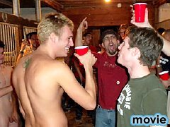 Mad Frat Barn Party goes wild with big juicy steam
